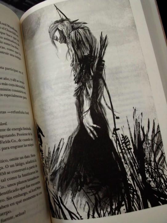 Ilustración Oriol Malet - Bioko