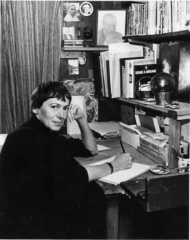 Ursula K. LeGuin, Children's Books Winner, 1973